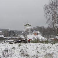 Никольская церковь, Ныроб