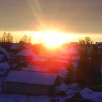 Восход, Нытва