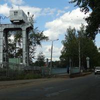 Дамба нытвенского пруда, Нытва