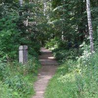 Дорога на кладбище, Нытва