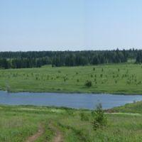 Тавдинский пруд, Октябрьский