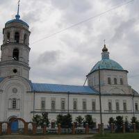 Церковь в селе Орда, Орда