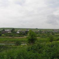 Село Орда и река Ординка, Орда