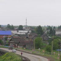 Село Орда, Орда