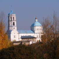 Церковь в Орде, Орда