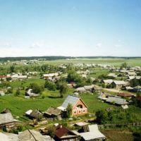 Вид с колокольни, Орда