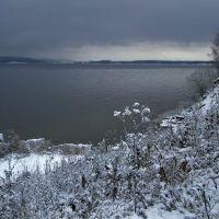Первый снег, Оса
