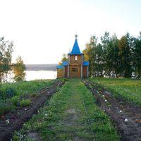 Часовенка, Оханск (Small chapel, Ohansk), Оханск