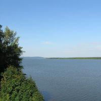 Кама в Оханске, Оханск