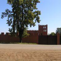 Замок, Оханск