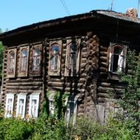 Красавец-дом, Оханск