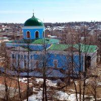 Михайло-Архангельская церковь, Очер, Пермский край, Очер