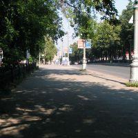 Комсомольский проспект, Пермь