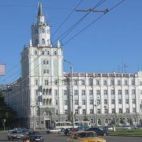 Башня смерти (Комсомольская площадь) - Deathtower on Komsomolskaya square, Пермь