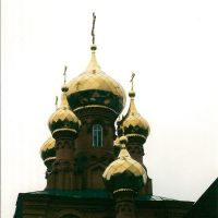 Wosnessenija - Gospodna - Kirche, Пермь
