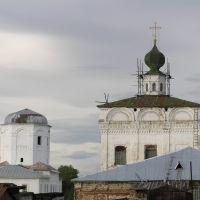 Вознесенская церковь и церковь Михаила Малеина, Соликамск