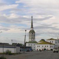 Соборная площадь, Соликамск