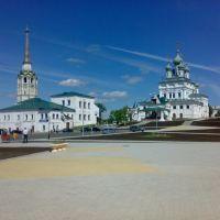 Новый парк, Соликамск