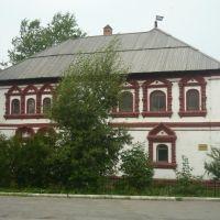 Дом воеводы, Соликамск