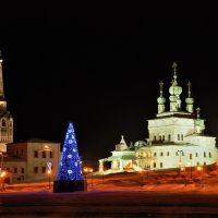 Соликамск - центр, Соликамск