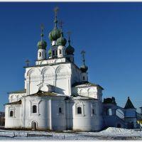 Троицкий собор, Соликамск