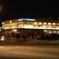 ЦУМ ночью (С) В.Г., Соликамск
