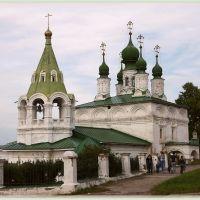 """""""Древние храмы Соликамска"""", Соликамск"""