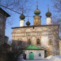 Спасская церковь, Соликамск