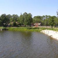Панорама села Уинское, Уинское