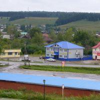 Автовокзал, Уинское