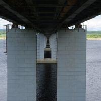 Под мостом через Каму, Усолье