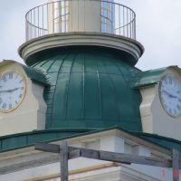 часы на никольской церкви, Усолье