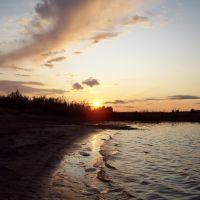 Камские заливы., Усолье
