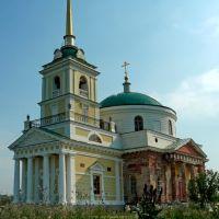 Никольская церковь, Усолье