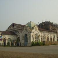 Покровская церковь (1805г) села Усть-Кишерть, Усть-Кишерть