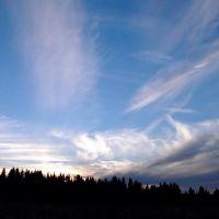 sunset, Усть-Кишерть