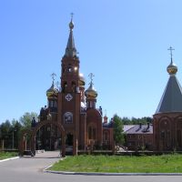 Храм Георгия Победоносца, Чайковский
