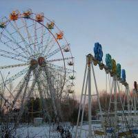 Парк культуры и отдыха, Чайковский