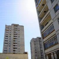 Высотки города, Чайковский