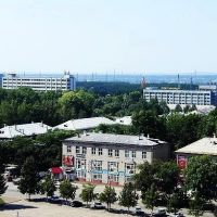 Centr, Чайковский