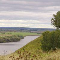 Чердынь.Река Колва, Чердынь