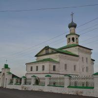 Иоано-Богословский монастырь (основан в 1718 г.), Чердынь
