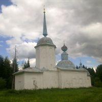 Церковь всех святых. 1817 год., Чердынь