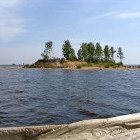 Остров на Камском водохранилище, Чернореченский