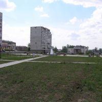 Центр Чернушки, Чернушка
