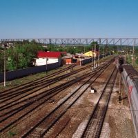 Станция Чернушка, Чернушка