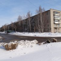 улица Коммунистическая у авторынка, Чернушка