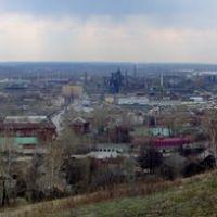 Панорама города Чусового, Чусовой