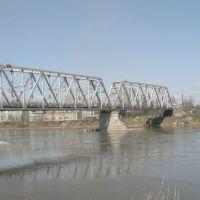 Ж/д мост через р.Чусовая, Чусовой