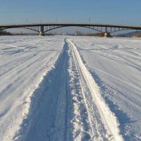 А/м мост через р.Чусовая, Чусовой